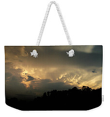 Before The Storm 2 Weekender Tote Bag by Cynthia Lassiter