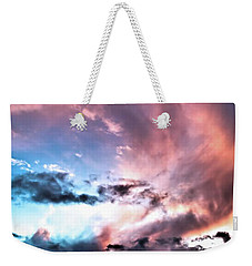 Before The Storm Avila Bay Weekender Tote Bag