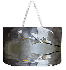 Before The Storm Weekender Tote Bag by Cyndy Doty