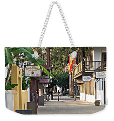 Before The Tourists 1 Weekender Tote Bag