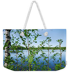 Beginning Of Summer Weekender Tote Bag