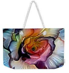 Begonia Blossom Weekender Tote Bag