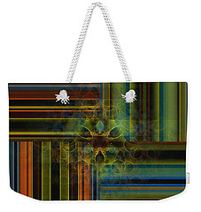 Behind The Drapes 2 Weekender Tote Bag by Thibault Toussaint