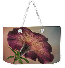 Weekender Tote Bag featuring the photograph Behind The Scene by David and Carol Kelly