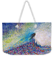 Being A Woman - #5 In A Daydream Weekender Tote Bag