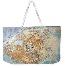 Being Universe. From Chaos To Order Weekender Tote Bag