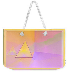 Beings Of Light Portal Weekender Tote Bag