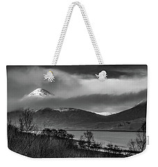 Beinn Na Cro And Loch Slapin, Isle Of Skye Weekender Tote Bag