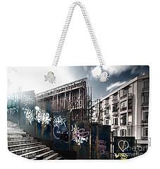 Beirut City Weekender Tote Bag