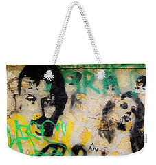 Beirut Wall Love Weekender Tote Bag