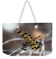 Bejeweled Wings Weekender Tote Bag