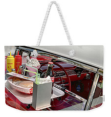 Bel Air 1956. Miami Weekender Tote Bag