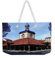 Belfry Of Revel City Weekender Tote Bag