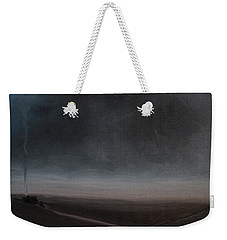 Belgian Wintertime Weekender Tote Bag by Tone Aanderaa
