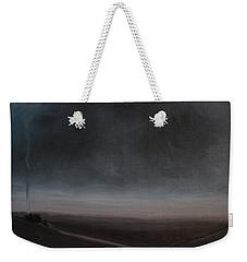 Belgian Wintertime Weekender Tote Bag