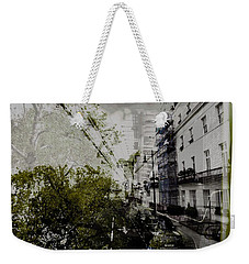 Belgravia Row Houses Weekender Tote Bag