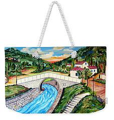 Beli Most Vranje Serbia Weekender Tote Bag