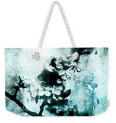 Weekender Tote Bag featuring the digital art Believe  by Fine Art By Andrew David