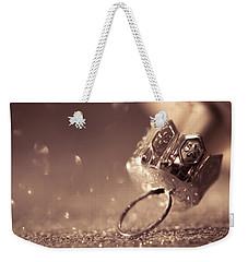 Weekender Tote Bag featuring the photograph Believe In The Magic by Yvette Van Teeffelen
