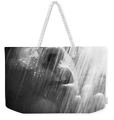 Believe  Weekender Tote Bag by Jessica Shelton