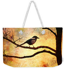Believing In The Morning Weekender Tote Bag by Tara Turner