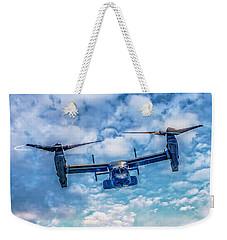 Bell Boeing V-22 Osprey  Weekender Tote Bag
