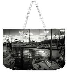 Bell Haven Docks Weekender Tote Bag