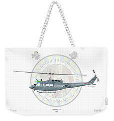 Bell Th-1h Weekender Tote Bag
