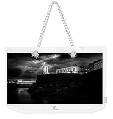 Bell Tower Memorial Weekender Tote Bag