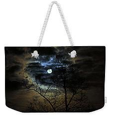 Bella Luna Weekender Tote Bag by Suzanne Stout