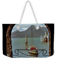 Bella Varenna - For Print Or Wrapped Canvas Weekender Tote Bag