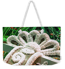 Bellagio Conservatory Giant Christmas Present Weekender Tote Bag