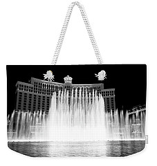 Weekender Tote Bag featuring the photograph Bellagio by Eric Christopher Jackson