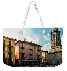 Bellagio, Lake Como, Italy. Weekender Tote Bag