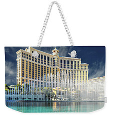 Bellagio Weekender Tote Bag