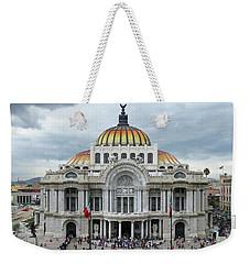 Bellas Artes Weekender Tote Bag
