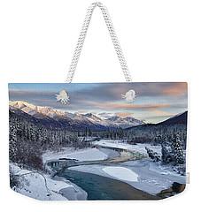 Bellevue Weekender Tote Bag