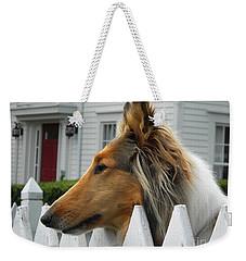 Bellingham Collie Weekender Tote Bag