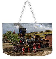 Bells And Whistles Weekender Tote Bag by Mitch Shindelbower