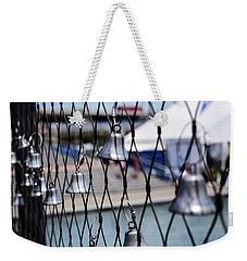 Bells Of Hope Weekender Tote Bag