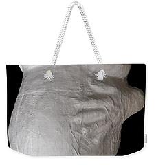 Belly Cast Weekender Tote Bag