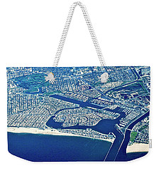 Belmont Shore And Naples Weekender Tote Bag