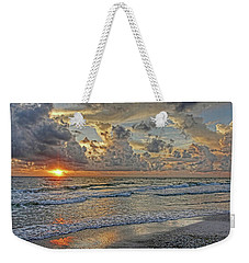 Beloved - Florida Sunset Weekender Tote Bag by HH Photography of Florida