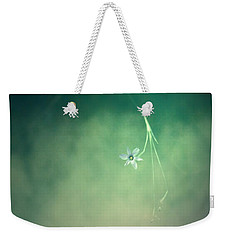 Weekender Tote Bag featuring the photograph Below Summer  by Mark Ross