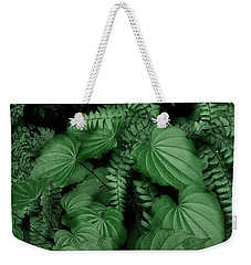 Below The Canopy Weekender Tote Bag