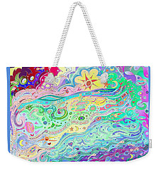 Beltaine Seashore Dreaming Weekender Tote Bag