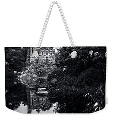 Belvedere Castle And The Turtle Pond Weekender Tote Bag
