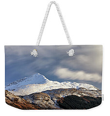 Weekender Tote Bag featuring the photograph Ben Lomond by Grant Glendinning