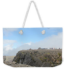 Weekender Tote Bag featuring the photograph Ben Nevis by David Grant