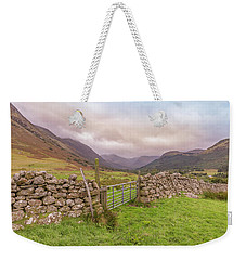 Weekender Tote Bag featuring the photograph Ben Nevis Mountain Range by Roy McPeak